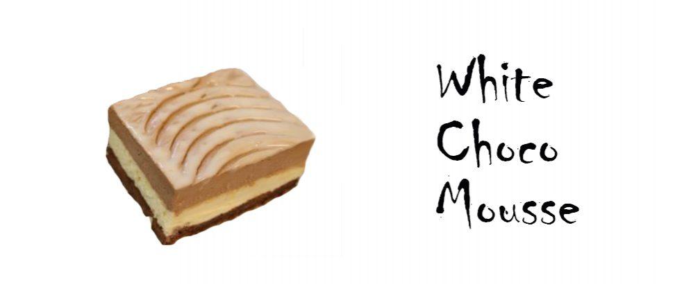 white-choco-mousse
